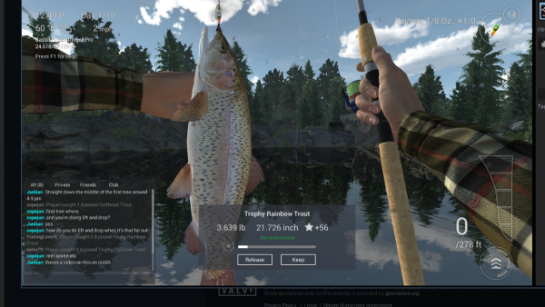 Rsbandbinformer five games to check out on your winter for Fishing planet game