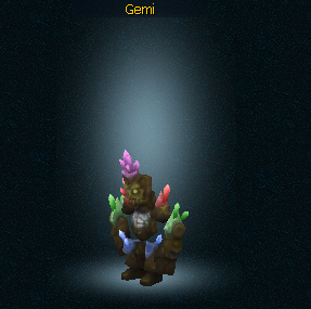 Gemi the crafting pet