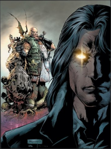 Image from The Darkness graphic novel.