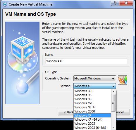 RSBANDBInformer! — How To Install And Use VirtualBox
