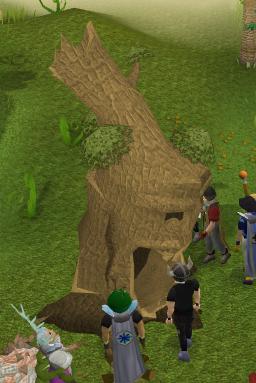 Evil Yew Tree