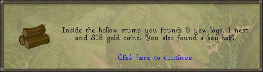A good Evil tree reward