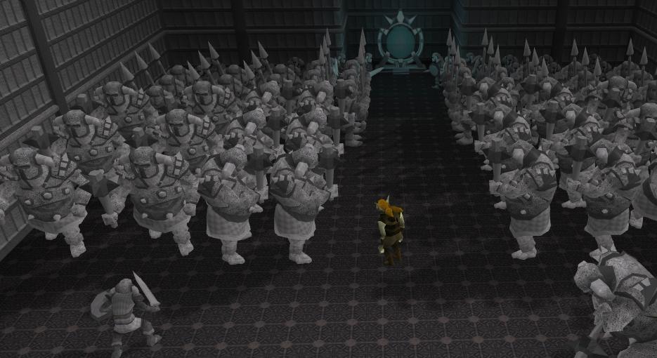 Bandos Throne Room