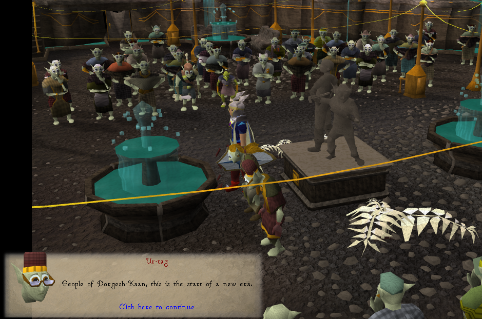 Gathering of the Goblins