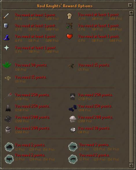 Pest Control Reward Page