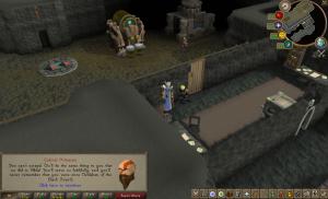 Forgiveness of a Chaos Dwarf Revenge