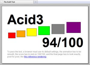 firefox 3.6.4 acid3