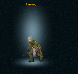 Ramsey the cooking pet