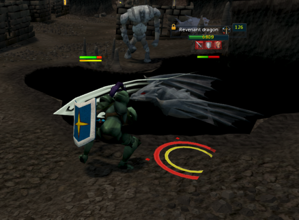 Revanant dragons look awesome, by the way.